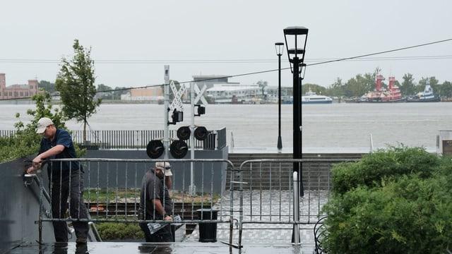 New Orleans erneut betroffen
