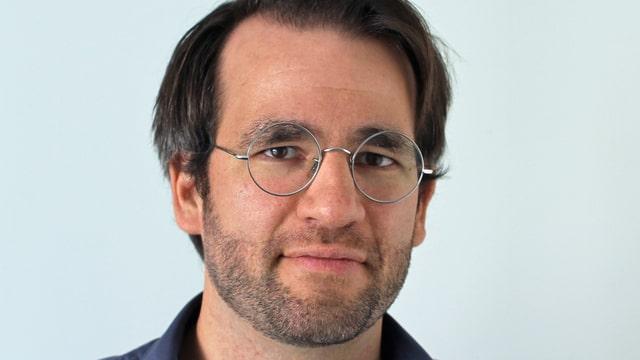Daniel Fehr, Projektleiter nationaler Lesetag des SIKJM