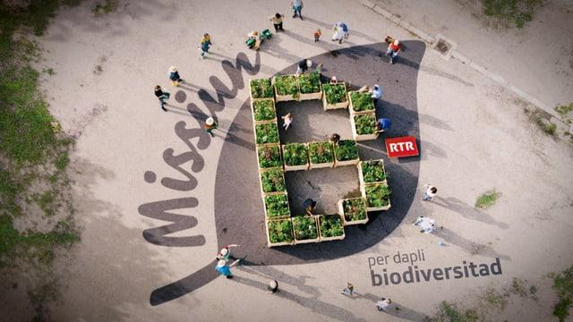 missiun b per dapli biodiversitad