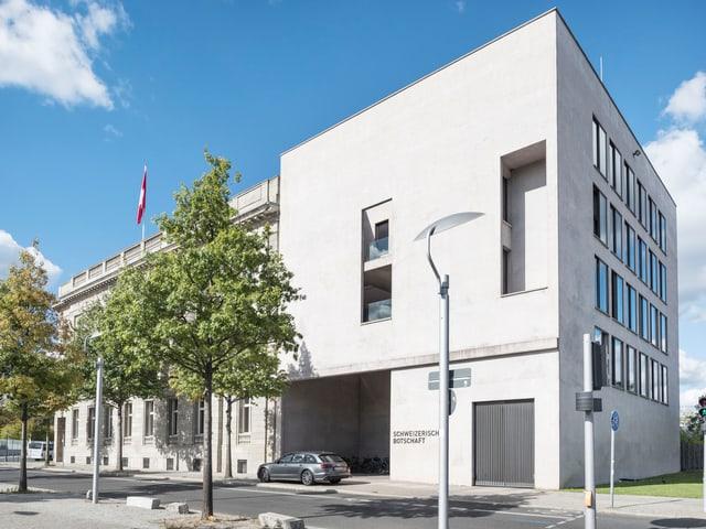 Schweizer Botschaft in Berlin