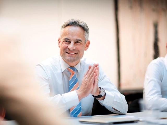 Matthias Michel, FDP