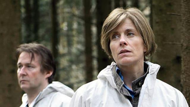 Sabina Schneebeli spielt Yvonne Veitli.