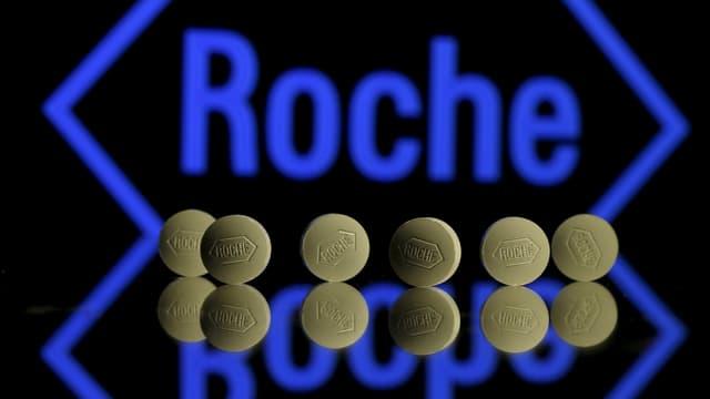 Logo da Roche.