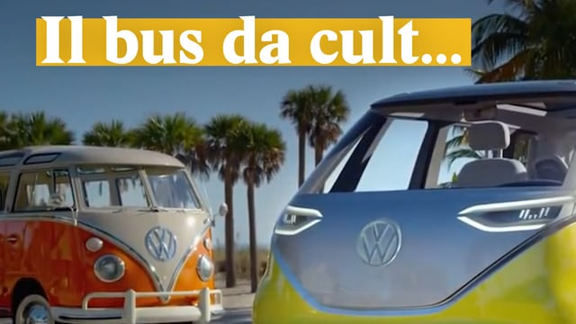 Laschar ir video «Il bus da cult goes electro!»