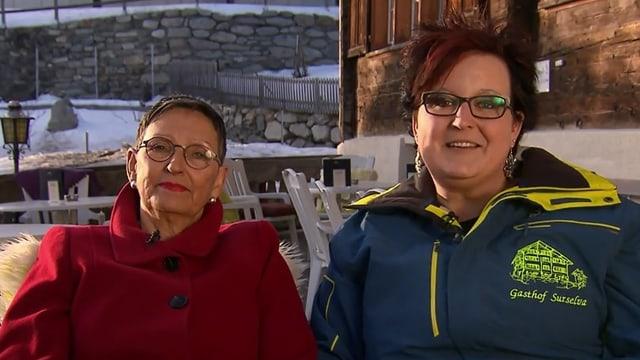 Video «Kanton Graubünden – Tag 2 – Gasthof Surselva, Brigels» abspielen