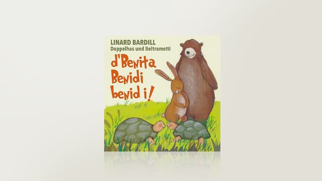 Linard Bardill: Doppelhas und Beltrametti - BENITA BENIDI benid i
