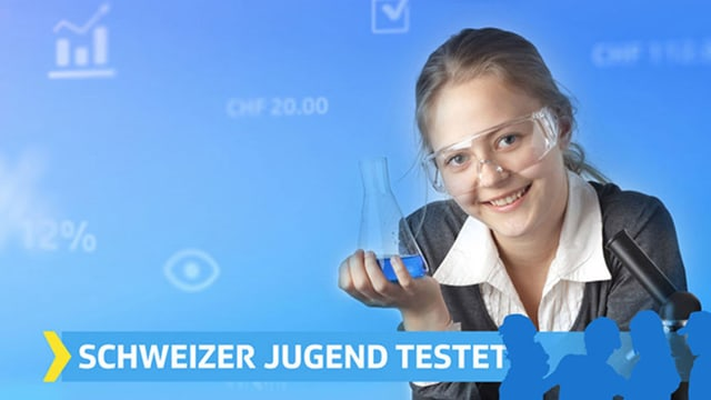 «Jugend testet»