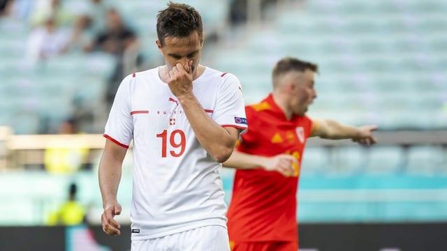 Ernüchterndes Remis der Schweiz gegen Wales