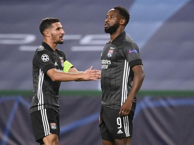 Als Einwechselspieler gelangen dem 24-jährigen Franzosen die zwei entscheidenden Tore gegen Manchester City.