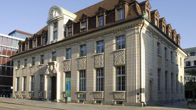 NAB Geschäftsstelle Aarau
