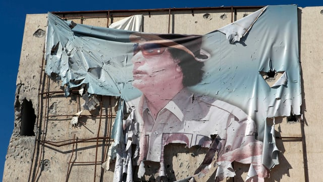 Bürgerkriegschaos seit Gaddafis Sturz