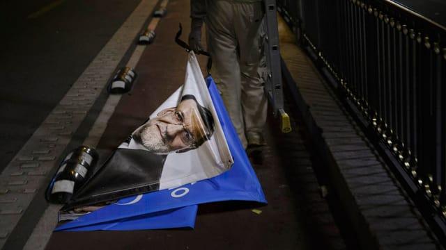 Terrada per la partida da regenza da Mariano Rajoy.