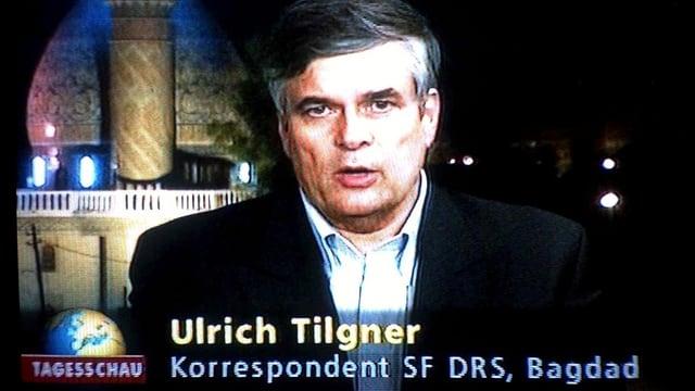 Porträt von Ulrich Tilgner.