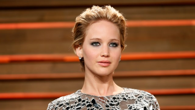 Hollywood-Schauspielerin Jennifer Lawrence