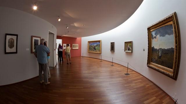 Museum Segantini a San Murezzan.