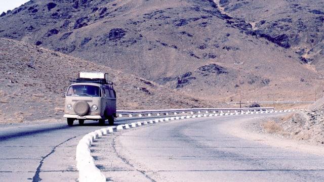 Ein VW-Bus