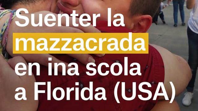 Laschar ir video «La mazzacrada da Florida»