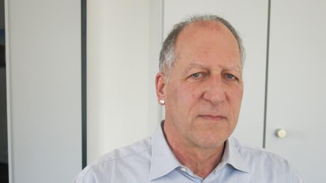 Albin Schmidhauser, Leiter Abteilung Naturgefahren beim Kanton Luzern.