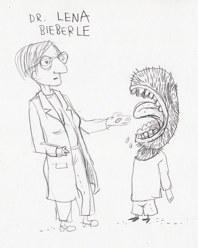 Dr. Lena Bieberle.
