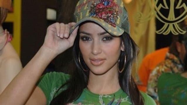 Als Kim Kardashian noch mit Paris Hilton chillte