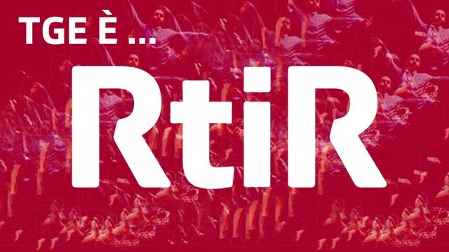 Tge è RtiR - il logo