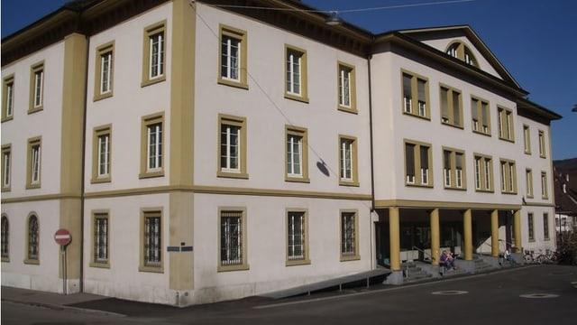 Das Baselbieter Kantonsgericht in Liestal.