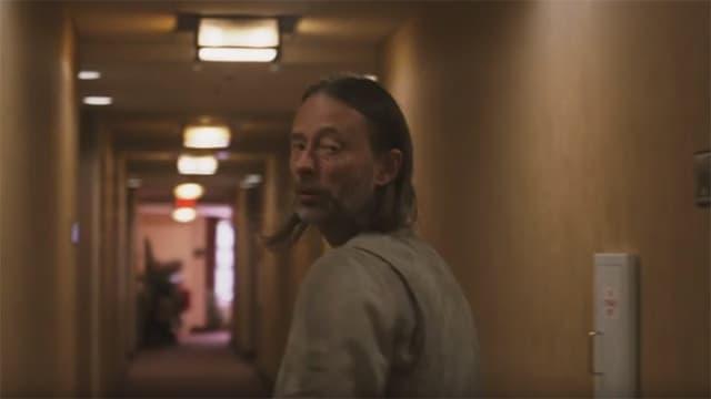 Screenshot aus dem Radiohead-Musikvideo zu «Daydreaming».