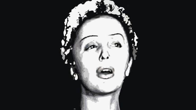 Video «Edith Piaf - Ohne Liebe ist man nichts» abspielen