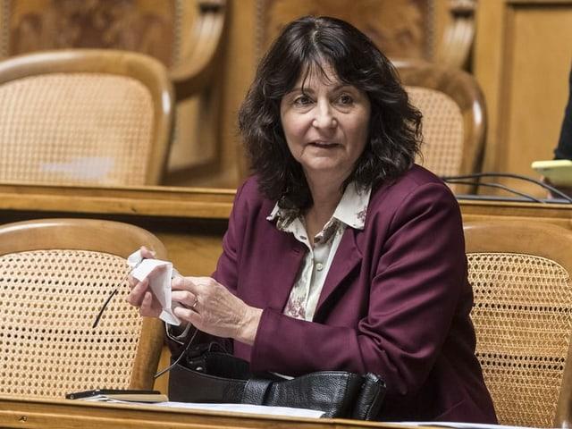 CN Anna Giacometti (pld/GR)