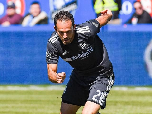 Costa-Rica-Stürmer Marco Urena.