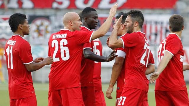 Trotz Mammut-Programm will der FC Thun in Göteborg einen weiteren Schritt in Richtung Europa League machen.