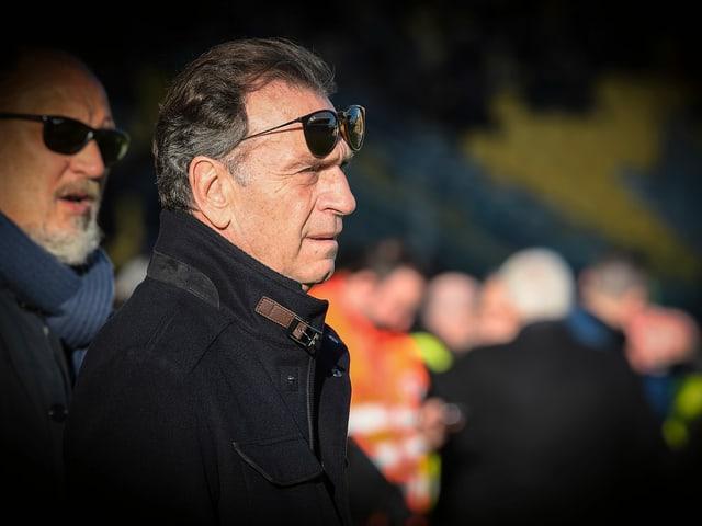 Massimo Cellino.