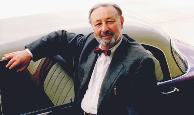 Zu sehen Josef Ganz.