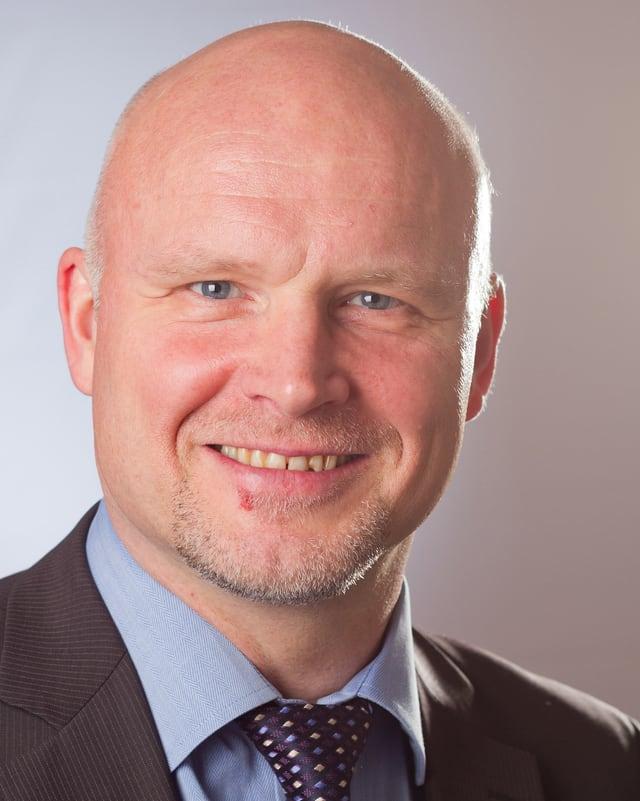Porträt Geert Hoevenaars