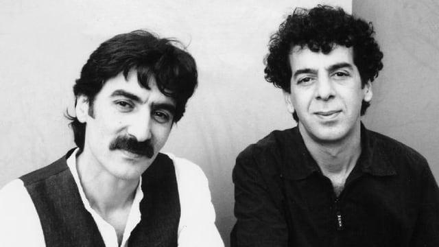 Die Brüder Kemal und Metin Kahraman