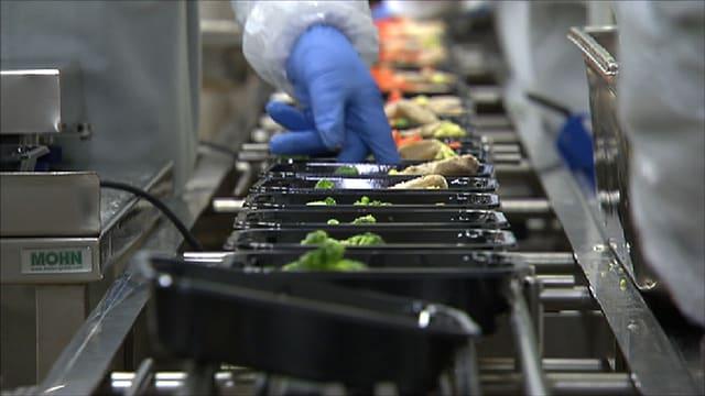 Video «Convenience Food: Die Entwicklung eines Fertigmenüs (1/6)» abspielen