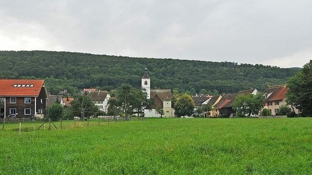 Dorfansicht von Rodersdorf