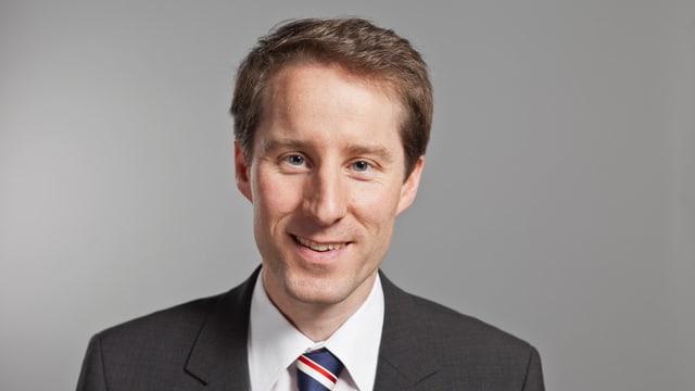 Der Zuger Nationalrat Thomas Aeschi.
