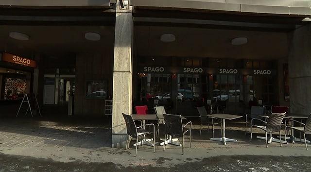 Video «Restaurant Spago in Zug - Tag 1» abspielen