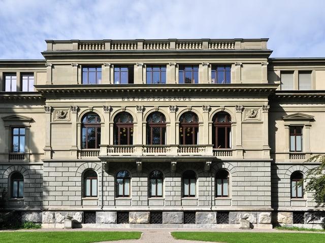 Bezirksgericht in Winterthur
