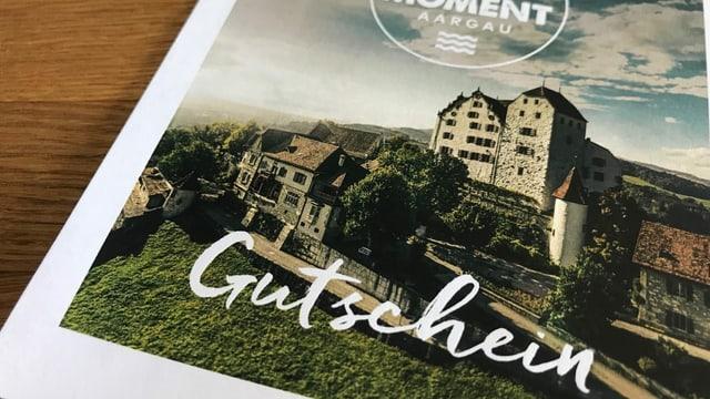 Betrug mit Aargau-Tourismus-Gutscheinen?