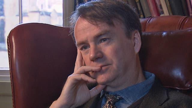 Portrait Kevin O'Rourke