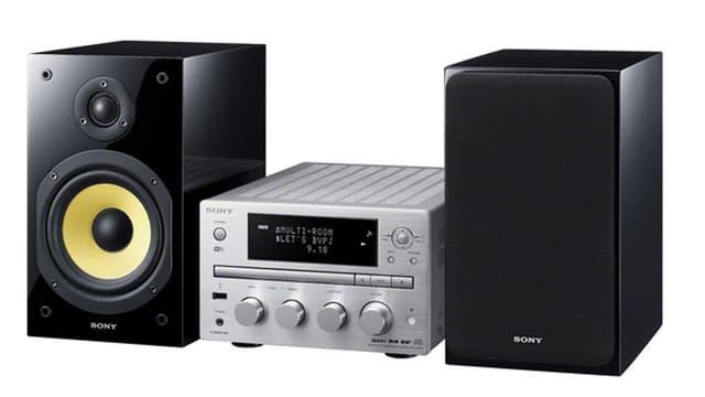 Testsieger Mini-Hifi-Anlage Sony CMT-G2BNIP