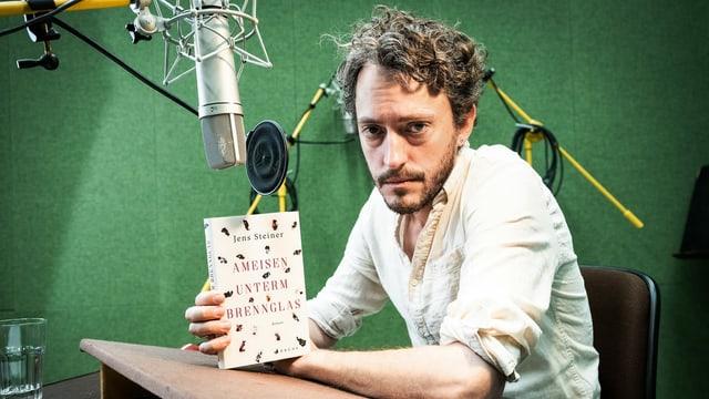 «Ameisen unterm Brennglas» von Jens Steiner (Artikel enthält Audio)