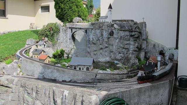 Modellbau-Landschaft