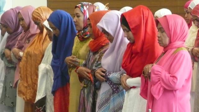 Video «Zum islamischen Opferfest - Kurban Bayrami» abspielen