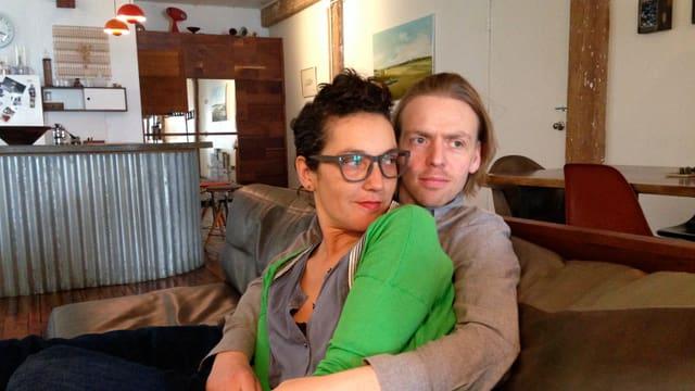Patrick Weder und Tamika