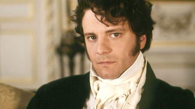 Schaffte als Mr. Darcy den Durchbruch: Colin Firth in der TV-Verfilmung von «Stolz und Vorurteil» (1995).