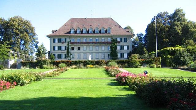 Die Gartenbauschule Oeschberg