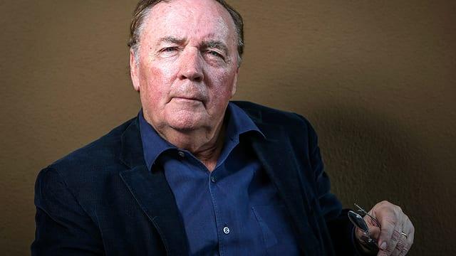 Porträt des US-Autors James Patterson.